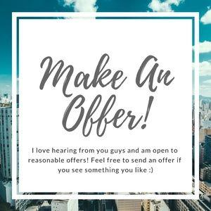 Other - Make an offer!